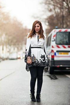 ParisComing Street