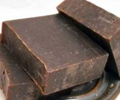 Насыщенно-шоколадное мыло