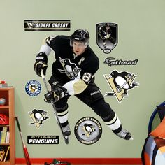 Sidney Crosby No 87 Pittsburgh Penguins