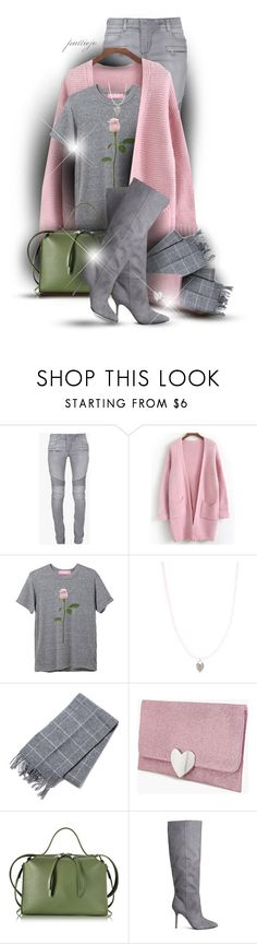 """""""Results of Her Scan..Please Read"""" by rockreborn ❤ liked on Polyvore featuring Balmain, Lipsy, Barbour, Jil Sander and H&M"""
