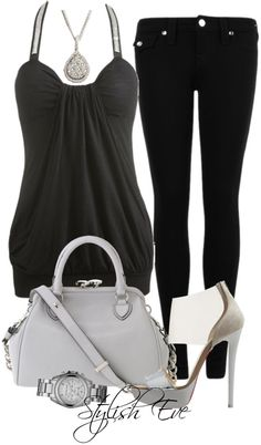 """Untitled #1619"" by stylisheve ❤ liked on Polyvore"