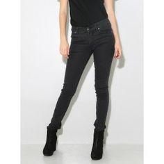 tight jeans grey star