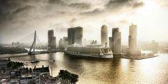 """Oasis of the sea"" in Rotterdam in 2015. ©Sylvester Lobé Fotografie"