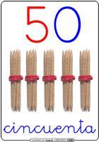 Completamos todas las series de las decenas hasta el 100. Las he puesto en orden ascedente, así que desde el 50 en adelante las tenéis disponibles al final del artículo. Números para decorar la clase mientras aprenden la numeración, ilustrados con palillos formando unidades y decenas, coloreando las unidades de … Numbers Preschool, Preschool Math, Teaching Math, Go Math, Math For Kids, Finger Gym, Montessori Math, Maila, Primary Maths