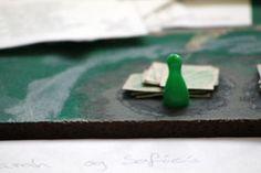 Green piece