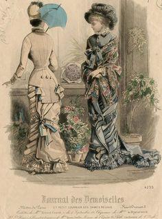 Journal des Demoiselles 1880