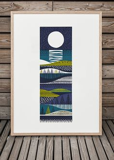Very excited about this purchase. It's our Christmas present to each other. Kainuu by Sanna Annukka <3