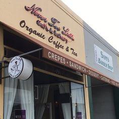 Never Too Latte - San Bruno, CA, United States. Exterior