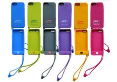 Get one of these iPhone 5 cases delivered to your door for free when you try the Jamo dance game.