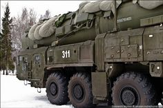 Ground Mobile Missile Complex Yars