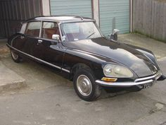 Citroen DS 21 Super 5 [black] 1973