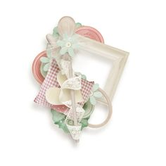WPD Sweet Cupcake cluster5.png ❤ liked on Polyvore featuring frames, backgrounds, flowers, borders, effect, filler and picture frame