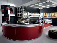 Tucano arredamento ~ Arredo bar modello tucano fly art design kiosk
