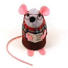 Today is National School Librarian AND World Rat Day. If ever there was a day to bring Mr Applecheeks the Librarian Mouse to visit you it would be today! . #nationalschoollibrarianday #schoollibrarianday #librarianday #librarian #school #worldratday #ratday #rat #mouse #cute #adorable #happy #smile #art #artist #artrat #ratart #artmouse #mouseart #etsy #etsyseller #etsyshop #etsystore #etsyfinds #etsygifts #THOMPins #fun #funny #humor #thom