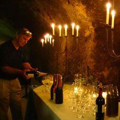 Shramsberg Winery Napa. Cave tour and tasting.