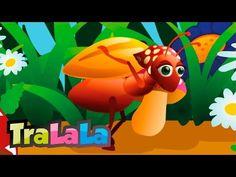 O furnică duce-n spate - Cântece pentru copii | TraLaLa - YouTube