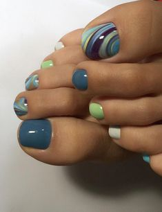 The Fundamentals of Toe Nail Designs Revealed Nail art is a revolution in the area of home services. Nail art is a fundamental portion of a manicure regimen. If you're using any form of nail art on your nails, you… Continue Reading → Pedicure Colors, Pedicure Designs, Manicure E Pedicure, Pedicure Ideas, Fall Manicure, Nail Colors, Toenail Art Designs, Toe Nail Color, Toe Nail Designs Summer