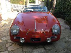 1958 Porsche 356 A/1600 Speedster