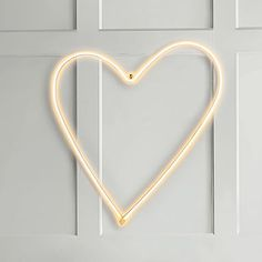 Customize your favorite space with a statement-making splash of neon. Great for a sparse or empty wall, this neon light provides additional lighting and a boldly stylish accent to your decor. Lined with LEDs, it's a smart, energy efficient way to …