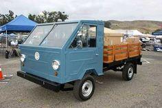 Volkswagen Hormiga foi um pequeno caminhão feito no México