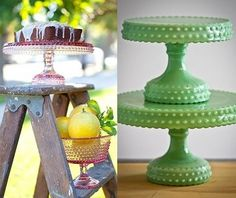 Cake Stands by Berneadia