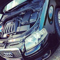 Audi motor A3 test