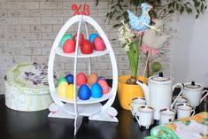 Мастерим из фанеры подставку для пасхальных яиц - Ярмарка Мастеров - ручная работа, handmade