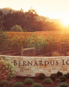 Only two hours outside San Francisco, Bernardus Lodge is a quiet Carmel Valley retreat. #Jetsetter