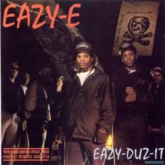 Eazy-Duz-It by Eazy-E, released in 1988. The album got double platinum and in my opinion it totally deserves it. Produced by Yella & Dr. Dre you can already feel that somethings magical is gonna happen, which is! On the fifteen tracks Eazy-E raps about himself and Compton with his remarkable voice. Typical is Eazy's 'little girls' voice over on the beginning of a few tracks The album however, is a bit old-school, so it depends on your taste if you still like this, being typical 80' gangster…