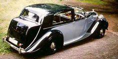 Rolls-Royce Silver Wraith 1947, #WTA72, Sedanca de Ville by H.J. Mulliner