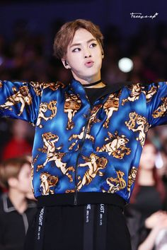 Xiumin - 151202 2015 Mnet Asian Music Awards