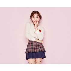 TWICE releases a bunch of new photos for 'Knock Knock' ❤ liked on Polyvore featuring twice