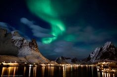 View the Northern Lights Lofoten Islands http://www.visitnorway.com/us/what-to-do/attractions-culture/nature-attractions/let-there-be-northern-lights/