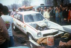 Vintage Drag Racing - Bill Jenkins pit thrash