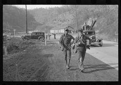 19 Rare Vintage Photos That Show Kentucky's Coal Mining History