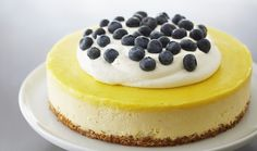 Key Lime Cheesecake | Bake with Anna Olson | The Home Channel