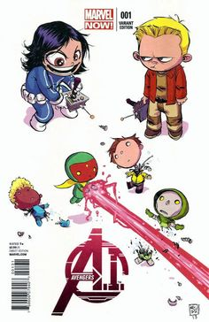 Avengers A.I. (2013) #1