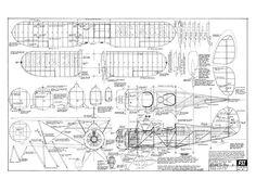 Waco F-3 - plan thumbnail