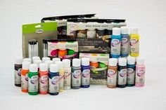 Win a Craft Acrylic Paint Collection from Fave Crafts Craft Acrylic Paint Collection Giveaway
