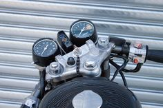 CB 400 by Leo Oliveira | Garagem Cafe Racer