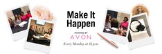 Avon has a podcast that airs every Monday at 12 pm Eastern. Listen to Avon Representatives, leaders, and friends tell their stories, give advice, and just have a great time. Sales Development, Beauty Companies, Avon Online, Avon Representative, Be Your Own Boss, World Leaders, Skin So Soft, Anti Aging Skin Care, Starting A Business