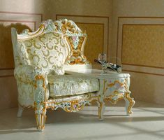 Muebles de estilo barroco :: Imágenes y fotos