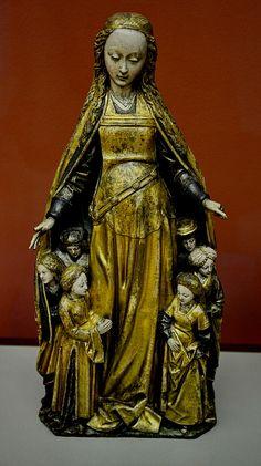 Madonna della Misericordia  (Bode Museum, Berlin)