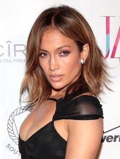 """""""Brond"""" ist die perfekte Haarfarbe für die Übergangszeit: Jennifer Lopez"""