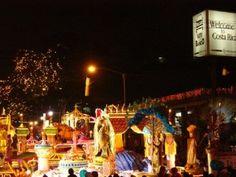 La Fiesta de Festival de la Luz es muy bonita.