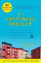The Happiness Project: Perfect hostess gift.