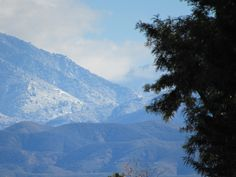 Snow In Southern California