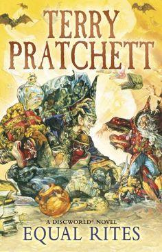 Equal Rites: (Discworld Novel 3) (Discworld Novels): Amazon.co.uk: Terry Pratchett: 9780552166614: Books