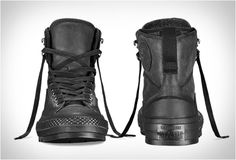 Chuck Taylor All Star Tekoa Boot Black black