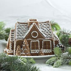 Gingerbread Cake |Best recipe! Amazing warm, with just some powdered sugar over it!